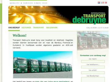 Transport Debruyne