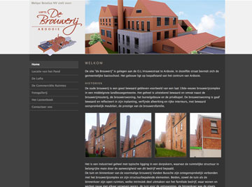 Lofts De Brouwerij